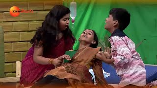 Hospital Skit : వైద్యం ఒక వ్యాపారమా ?? | Drama Juniors Season 3 | Zee Telugu