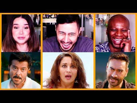 Xxx Mp4 TOTAL DHAMAAL Ajay Anil Madhuri Trailer Reaction 3gp Sex