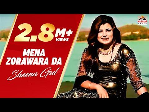 Pashto New Songs - Meena Zorawara Da By Malala Gul