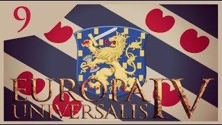 Europa Universalis IV - Frisia Heart Empire #9