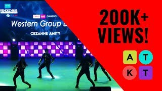 IIT Delhi's Western Dance Crew Amazes Crowd at Rendezvous
