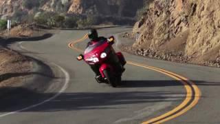 2017 Honda Gold Wing 3x6 Test Ride