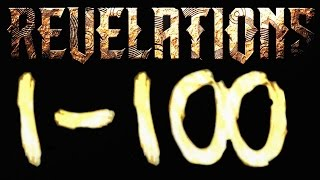 REVELATIONS ROUNDS 1-100 FULL GAMEPLAY Call of Duty Black Ops 3 Zombies Gameplay Salvation DLC