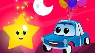 Zeek and friends    twinkle twinkle little star   car rhymes for children