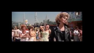 Grease - You're the one that I want (anglický + český text)