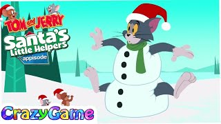 Tom and Jerry - Santa's Little Helpers Full Appisodes - Best Cartoon Games For Kids & Children