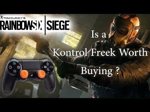 Do Kontrol Freek Work on Rainbow Six Siege ? Kontrol Freek Review