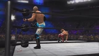 WWE 2K14 - Wrestlemania XIX: Shawn Michaels vs. Chris Jericho