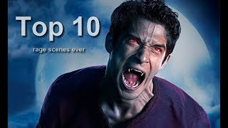 Goodbye Teen Wolf - Top 10 Rage Scenes Ever