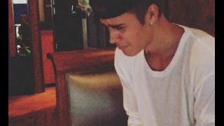 "JUSTIN BIEBER Shocking Emotional Video Admitting To ""Arrogant"" Behaviour"