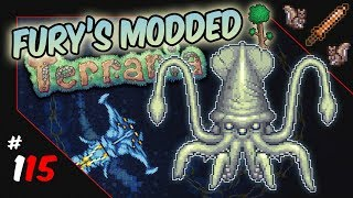 Fury's Modded Terraria | 115 - What Lurks in the Abyss?