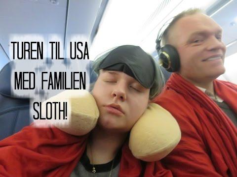 watch Turen til USA med familien Sloth!