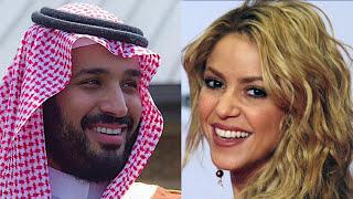 الامير محمد بن سلمان لا يصافح النساء