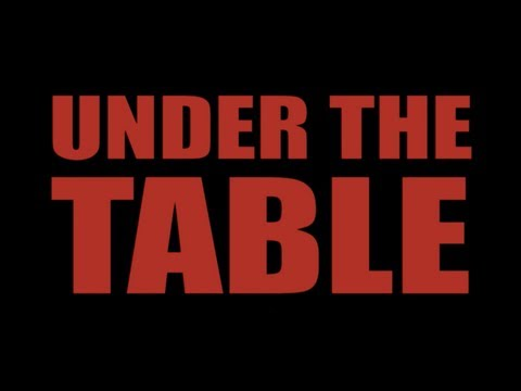 Darren Callahan's Under The Table - Short Film