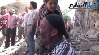 حلب تحترق: مشاهد من قصف سوريا تبكي العين والقلب +18