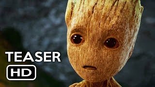 Guardians of the Galaxy 2 Trailer #3 Teaser (2017) Chris Pratt Sci-Fi Action Movie HD