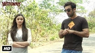 In Conversation About Highway And More - Imtiaz Ali, Ranbir Kapoor And Alia - Times Now - Part 3