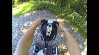 Segway off-road tour on the Damberg in Steyr
