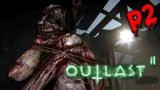 Outlast 2《絕命精神病院2》Part 2 (上) - 爲什麽這代敵人那麽聰明!?