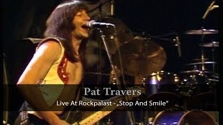 Pat Travers - Live At Rockpalast - Stop And Smile (Live Video)