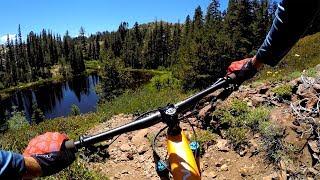 For True Cyclopaths Only | Mountain Biking Grouse Ridge Part 1