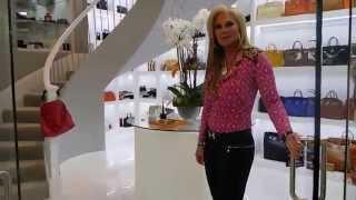 World's Most Expensive Closet & The Most Stunning Swarovski Studded  Makeup Organizer