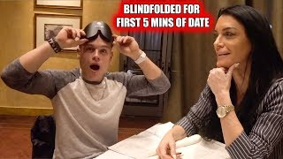 """SON GOES ON """"BLIND DATE"""" WITH HIS MOTHER!"""