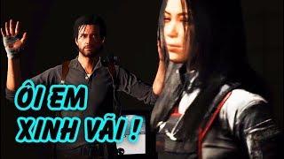 THE EVIL WITHIN 2 #5: GÁI ! CÓ GÁI XINH RỒI ANH EM ƠI !!!