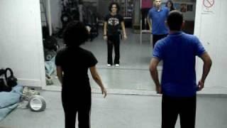 seremos um (filhos do homem)  coreografia
