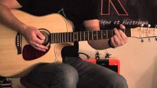 Les 7 rythmes à la guitare acoustique