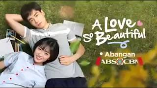 A Love So Beautiful 1st Teaser in ABS-CBN