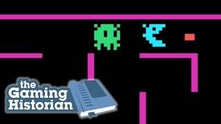 Atari vs. Pac-Man Knockoffs - Gaming Historian