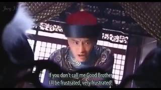 Eng Sub Royal Tramp 鹿鼎记 The Deer and the Cauldron Ep 10   Chinese Wuxia Drama