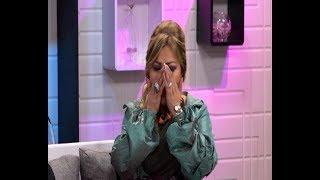 جزائريون يوجهون رسالة لفلة الجزائرية بعد إعتزالها و هي تنهمر بالبكاء