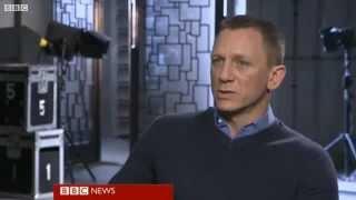 007 Skyfall - Daniel Craig's BBC Interview