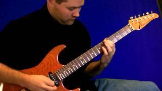Guitar Solo - Improvised By Dan Denley