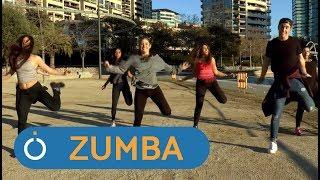 Calentamiento de ZUMBA fitness para principiantes