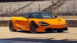 Best Driver's Car Contender: 2018 McLaren 720S