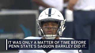 B1G Story: Saquon Barkley Record Night
