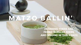 Matzo Ballin