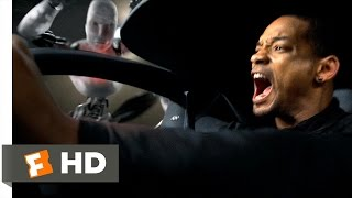 I, Robot (3/5) Movie CLIP - Freeway Ambush (2004) HD