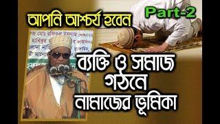 Bangla waz-part-2 নামাজের বিস্ময়কর কিছু তথ্য জানতে শুনুন এই ওয়াজ-অন্ধ হাফেজ আলতাফ হোসাইন