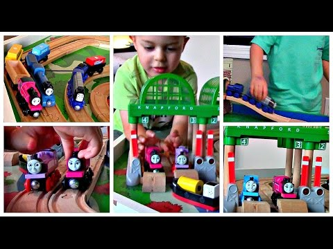 Xxx Mp4 Thomas And Friends The Great Race Wooden Railway With Ashima Racing Vinnie And Frieda 3gp Sex