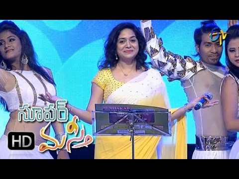 Xxx Mp4 Narudaa O Narudaa Song Sunitha Performance Super Masti Parchur 30th April 2017 ETV Telugu 3gp Sex