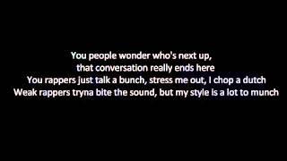 G-eazy I mean it (lyrics)