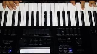 Ek aisi ladki thi jise main - Piano cover - Dilwale