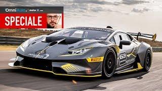 Lamborghini Huracan Super Trofeo Evo | la prova ad