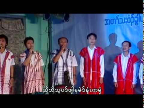 Karen Choir 11 Rev Ba Tin