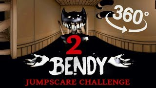 Bendy and the Ink Machine 360 - Part 2 - The Ink Demon