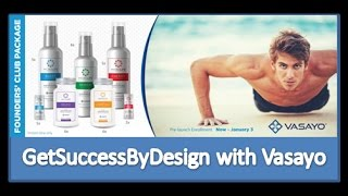 VASAYO OFFICIAL PRODUCT VIDEO MicroLife Nutritionals  Product and Science Overview